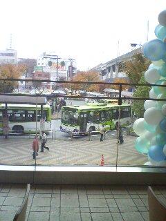 赤羽駅前(^.^)