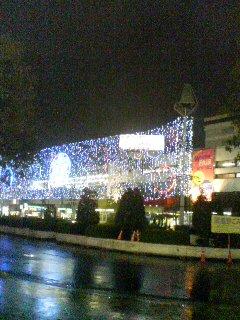 吉祥寺駅前(^.^)