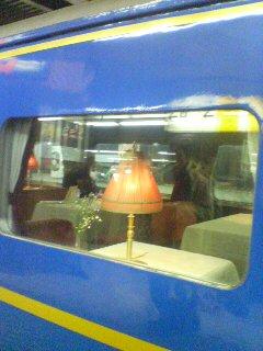 寝台列車(^<br />  ・^)♪