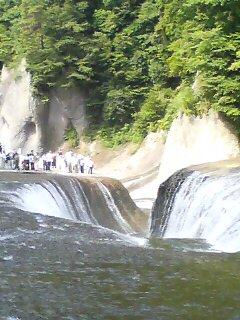 吹割の滝(^o^)