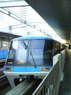 東京モノレール(^o^)