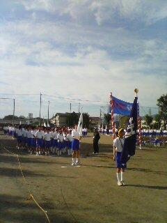 体育祭(^o^)