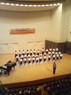 少年少女合唱団(^o^)