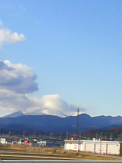 浅間山(^o^)