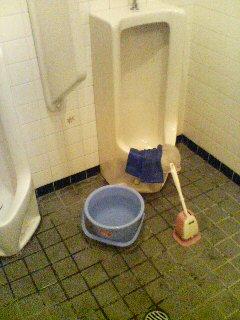 トイレ掃除(^o^)