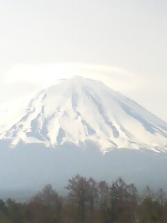 富士山(^o^)