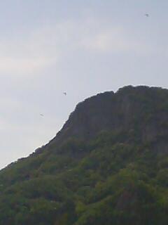 妙義山(^o^)