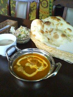 インド料理(^o^)