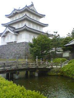 お城(^o^)