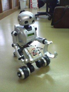 組み立てロボット(^o^)