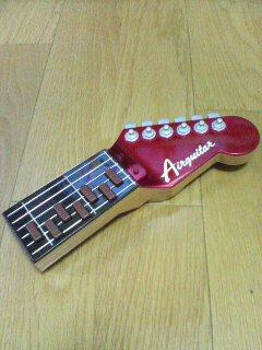 エアーギター(^o^)