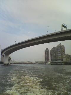 東京湾(^o^)