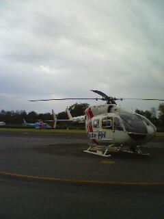 ヘリコプター(^o^)