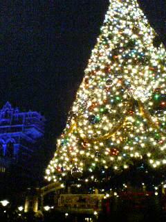 クリスマスツリー(^o^)