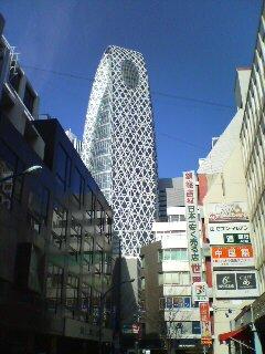 新宿(^o^)