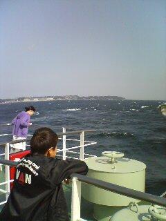 東京湾フェリー(^o^)