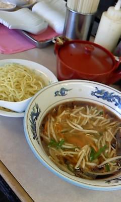 つけ麺(^O^)