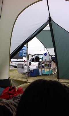 キャンプ(^o^)