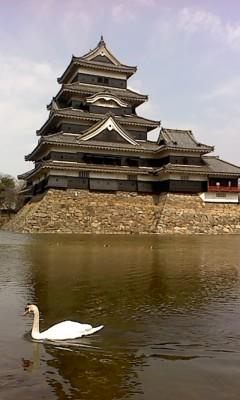 松本城(^o^)