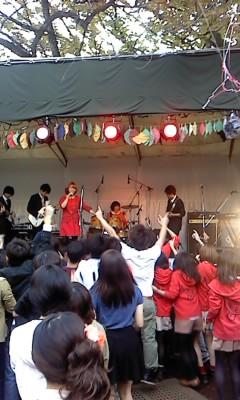 学園祭(^o^)