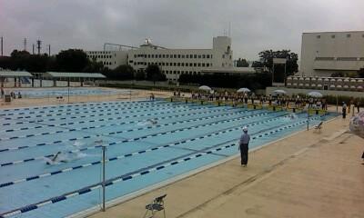 水泳大会(^o^)