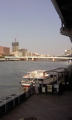 隅田川(^o^)