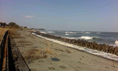 日立の海(^o^)